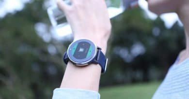 Acer Leap Ware is a new fitness focused smartwatch