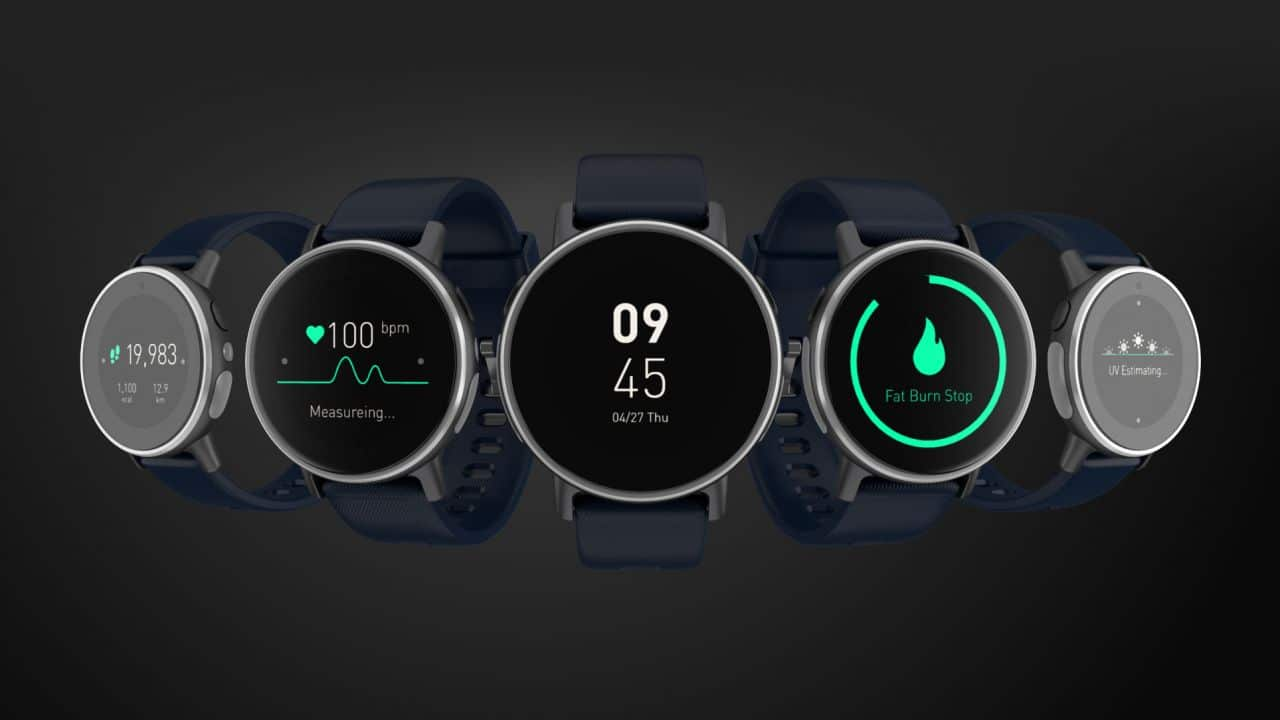 acer leap ware is a new fitness focused smartwatch - Acer Leap Ware is a new fitness focused smartwatch