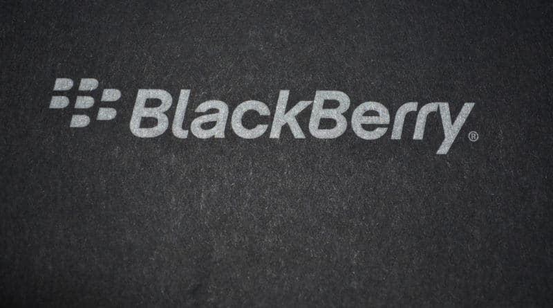 BlackBerry turns its eye to wearable technology and medical devices