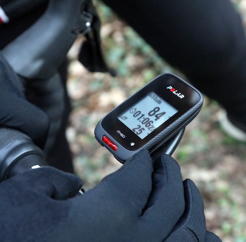 polar introduces sleek and durable m460 gps bike computer 2 - Polar introduces sleek and durable M460 GPS bike computer