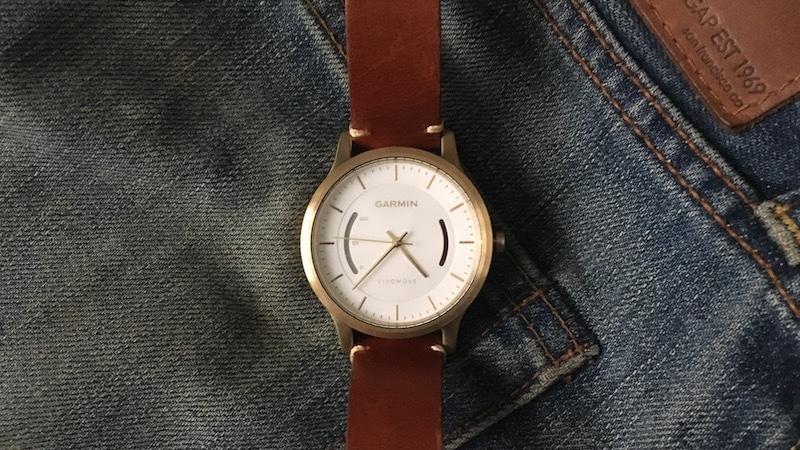 review garmin vivomove a stylish analog watch for the health conscious 4 - Review: Garmin Vivomove, a stylish analog watch for the health conscious