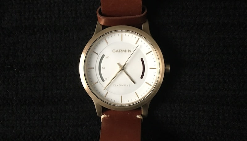 review garmin vivomove a stylish analog watch for the health conscious 5 - Review: Garmin Vivomove, a stylish analog watch for the health conscious