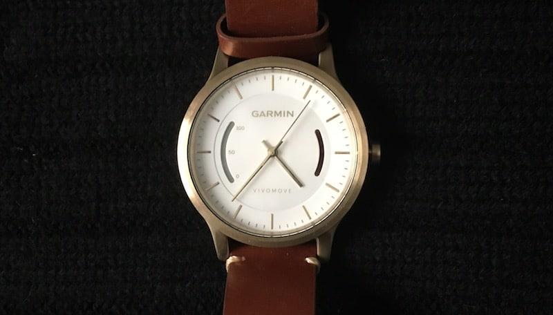 review garmin vivomove a stylish analog watch for the health conscious 5 - Review: Garmin Vivomove, a stylish analog watch for the health conscious