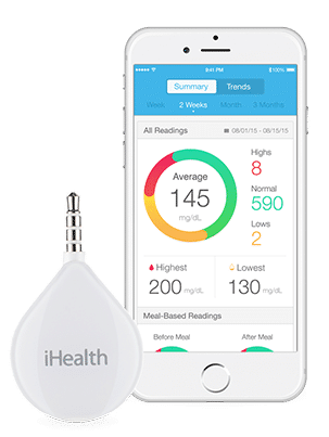 review monitor your glucose wirelessly with ihealth smart and align 2 - Review: Monitor your glucose wirelessly with iHealth Smart and Align
