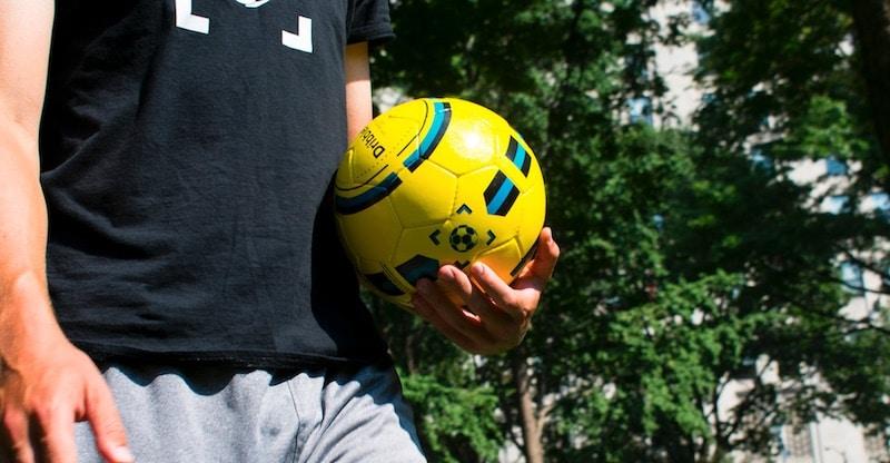smart gadgets for soccer aka football - Training sensors for soccer (aka football) players