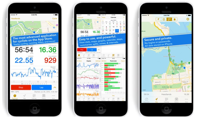 5 cycling apps you should already have installed 4 - Cycling apps you should already have installed