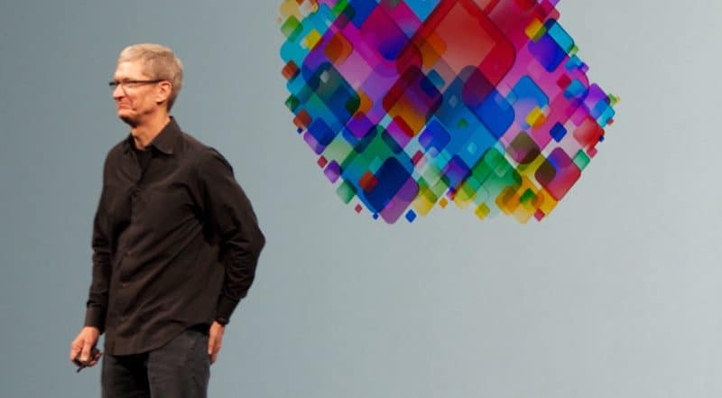 Apple Watch helped CEO Tim Cook shed 30 pounds