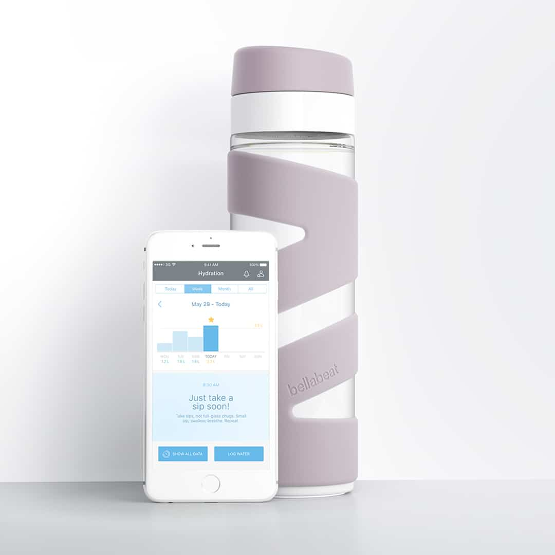 bellabeat s smart bottle will track and calculate your hydration needs 3 - Bellabeat's smart bottle will track and calculate your hydration needs