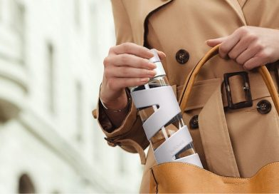 bellabeat s smart bottle will track and calculate your hydration needs 392x272 - Bellabeat