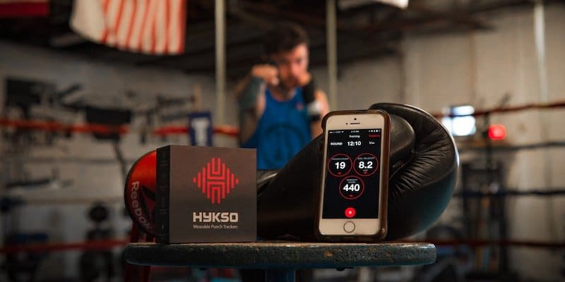 connected tech for boxing 3 - Unleash your inner fighter with one of these boxing trackers