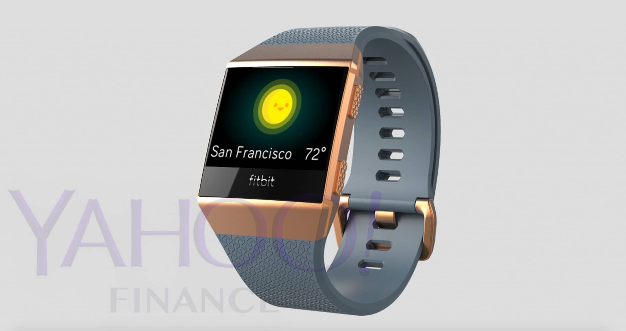 leaked photos give us first glimpse of fitbit s new smartwatch 2 - Fitbit preparing a slew of new products for 2018
