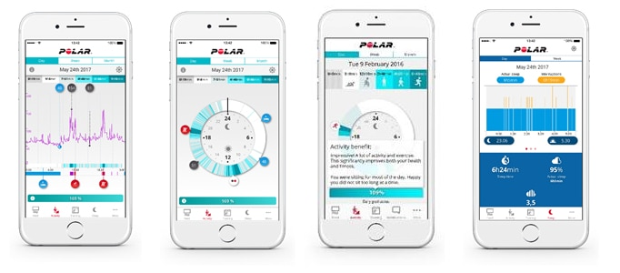polar a370 comes with a 24 7 heart rate sensor and advanced sleep analytics 4 - Polar A370 comes with a 24/7 heart rate sensor and advanced sleep analytics