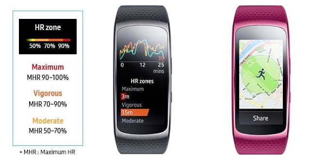 samsung gear fit 2 update boosts heart rate and exercise tracking capabilities 2 - Samsung Gear Fit 2 update boosts heart rate and exercise tracking capabilities