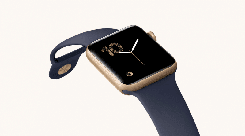 Wearables are big business for Apple as its watch sales nearly double in a year
