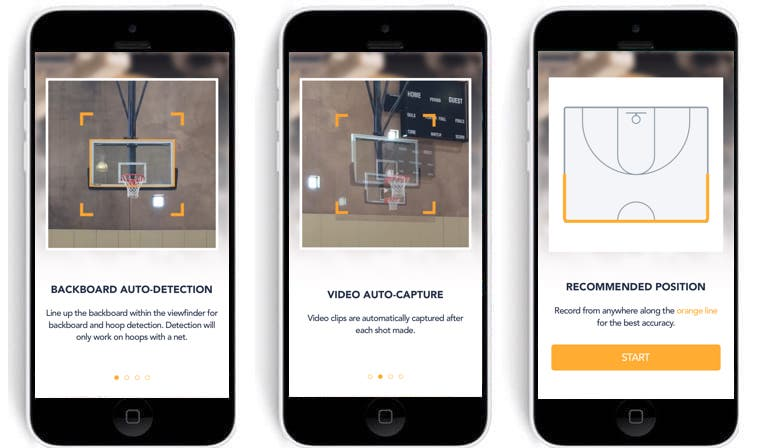 zepp launches standalone ios app to help monitor your basketball skills 2 - Zepp launches standalone iOS app to help monitor your basketball skills