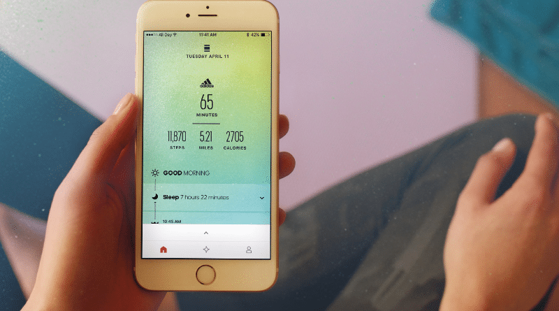 Adidas All Day fitness app for women is now available for download