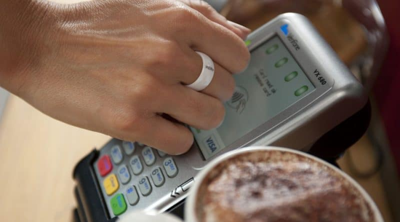 Amsterdam bank takes wearable payments to a new level