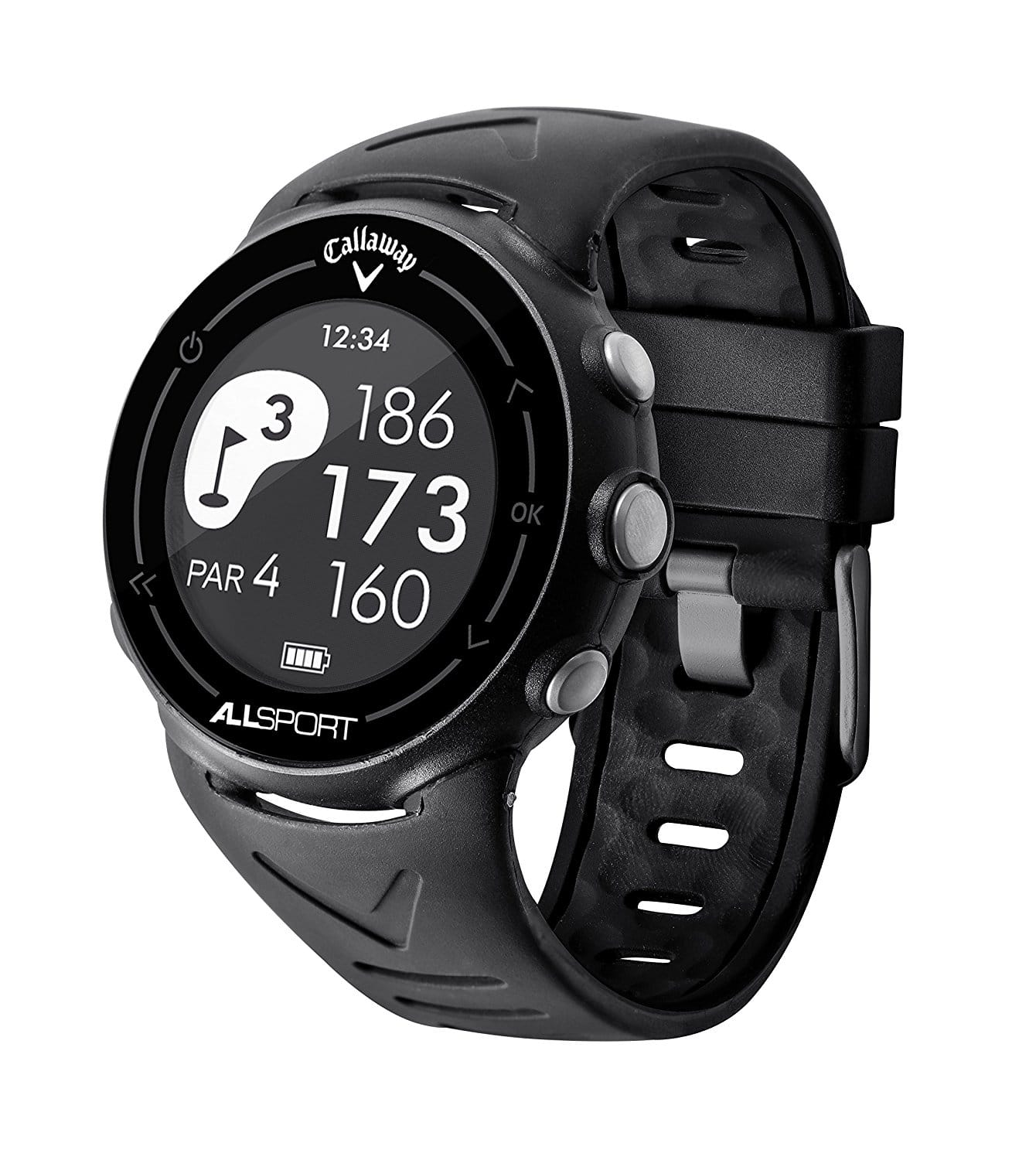 callaway allsport gps golf watch doubles up as a multi sport tracker - Callaway Allsport GPS golf watch doubles up as a multi-sport tracker