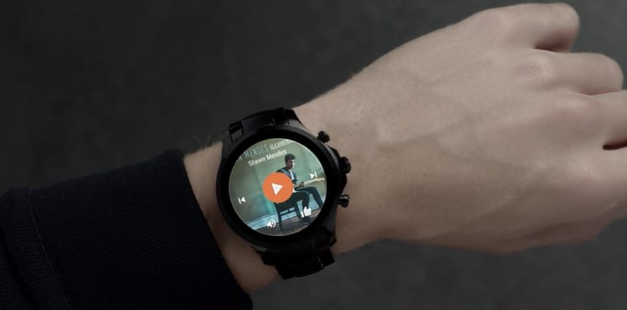 Emporio Armani Shows Off Its First Touchscreen Smartwatch