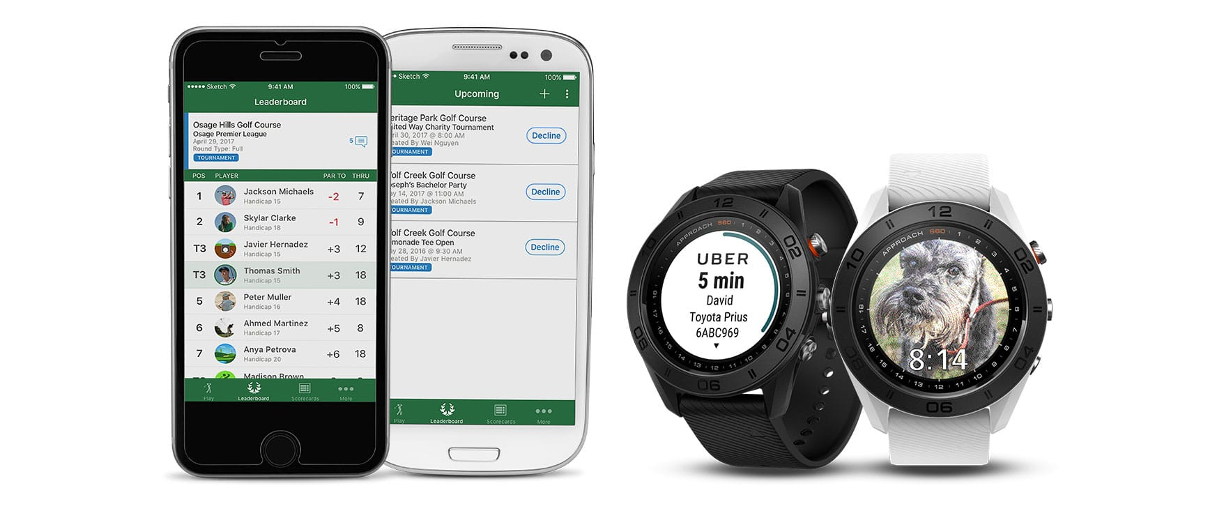 garmin approach s60 golf watch comes jam packed with features 2 - Garmin Approach S60 golf watch comes jam-packed with features