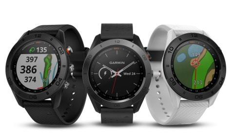 garmin approach s60 golf watch comes jam packed with features - Garmin Approach S60 golf watch comes jam-packed with features