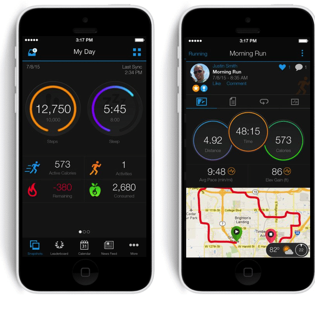garmin vivosmart 3 or vivosmart hr what s the difference - Garmin Vivosport or Vivosmart HR+: The weigh-in