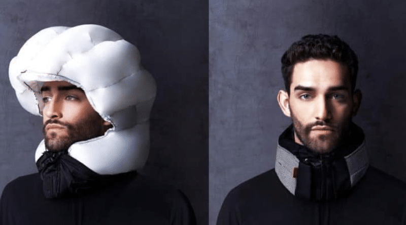 Hovding Cycling Airbag offers a promising alternative to traditional bike helmets