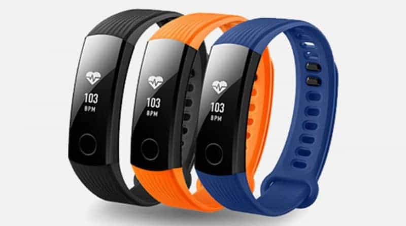 Huawei announces global availability of Honor Band 3 fitness tracker