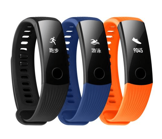 huawei prepares to announce honor band 3 fitness tracker - Huawei launches Honor Bracelet 3 fitness tracker in China