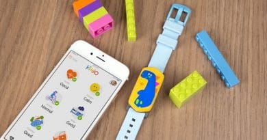Kiddo: real-time health management for kids