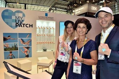la roche posay reveals new kid friendly uv patch - La Roche-Posay reveals new kid friendly UV patch