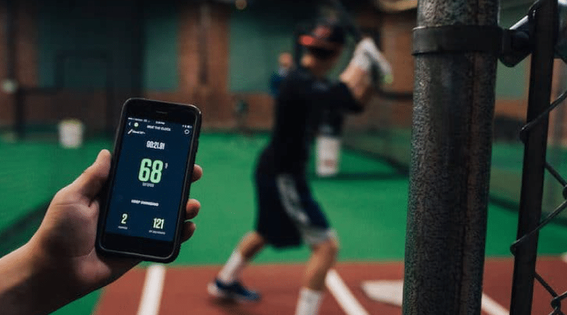 New app uses Zepp sensor to gamify baseball practice