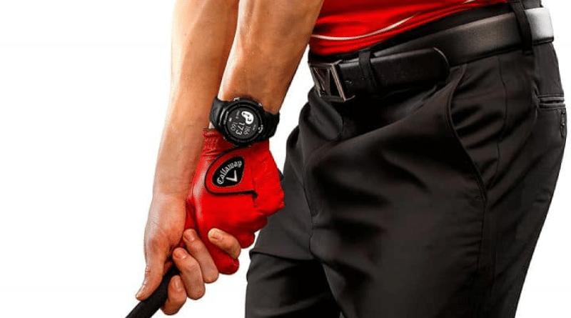 Callaway Allsport GPS golf watch doubles up as a multi-sport track