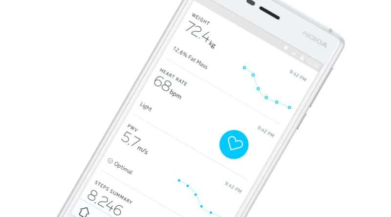 Nokia marks its wearables debut with a great app, wellness programs