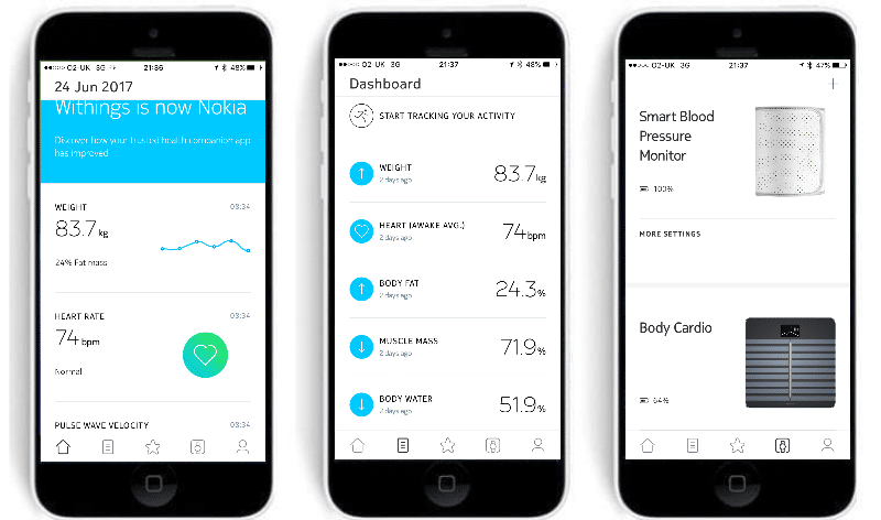 nokia marks its wearables debut with a great app wellness programs - Nokia marks its wearables debut with a great app, wellness programs