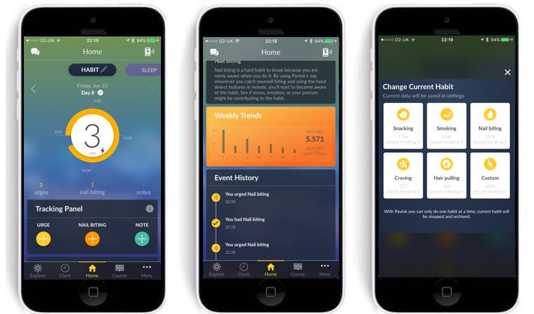 review pavlok zap yourself into breaking bad habits - Review: Pavlok, zap yourself into breaking bad habits