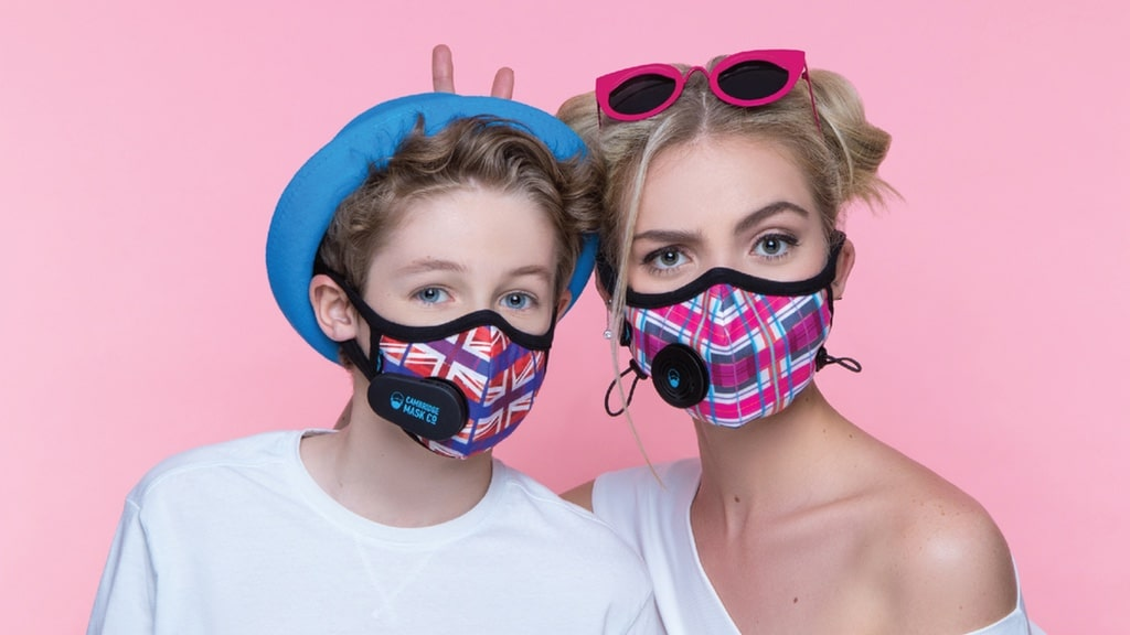 Smart Cambridge Mask: take clean air to the next level