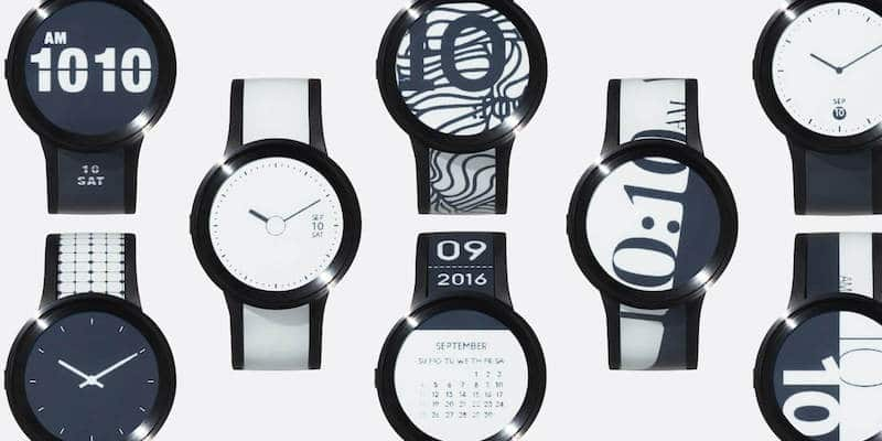 sony s new e ink watch starts selling in japan 3 - Sony's new e-ink watch starts selling in Japan