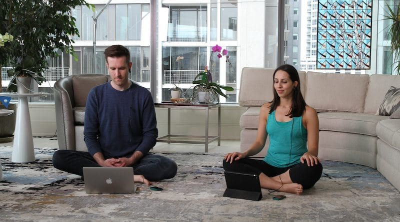 Unyte: Interactive meditation technology