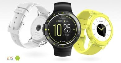 Ticwatch S & E: Big smartwatch features for a tiny price