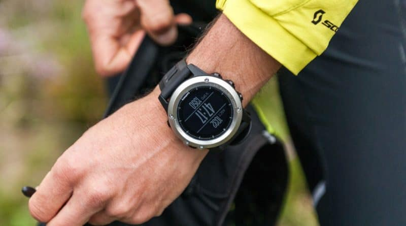 US Navy equips pilots with Garmin Fenix 3 sports-watch