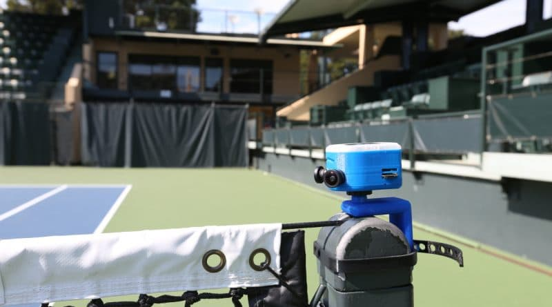 In/Out, line calls and stats to keep your tennis matches friendly