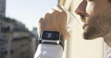 K'Watch is a device that measures glucose painlessly