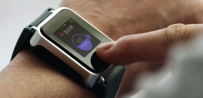 kwatch is a device that measures glucose painlessly 4 - K'Watch is a device that measures glucose painlessly