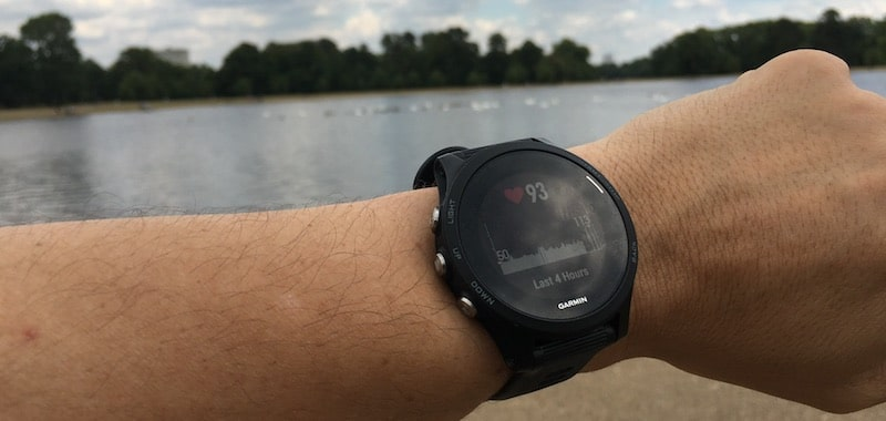 review forerunner 935 a sports watch that packs a lot of punch into a slim body 10 - Review: Forerunner 935, a sports watch that packs a lot of punch into a slim body