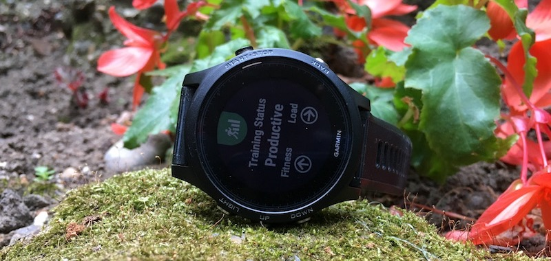 review forerunner 935 a sports watch that packs a lot of punch into a slim body 7 - Review: Forerunner 935, a sports watch that packs a lot of punch into a slim body