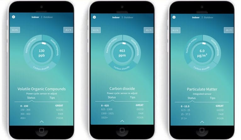 review take control of your closest environment with the foobot air monitor 9 - Review: Take control of your closest environment with the Foobot air monitor