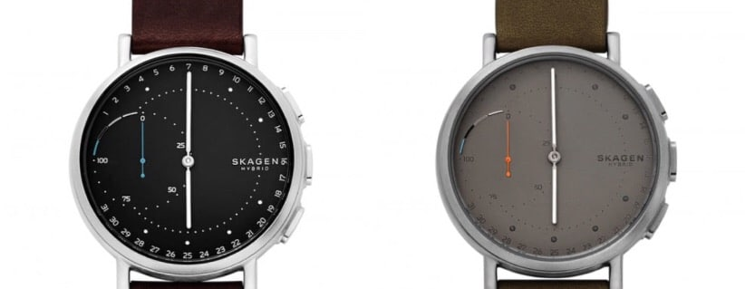 skagen releases new collection of hybrid smartwatches 2 - Skagen releases new collection of hybrid smartwatches