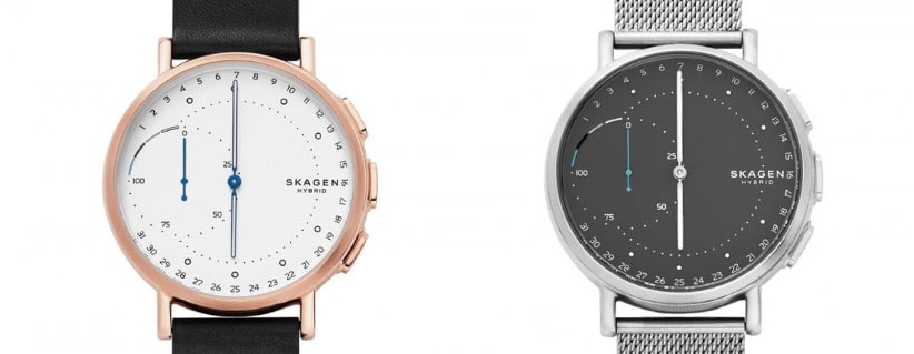 skagen releases new collection of hybrid smartwatches 3 - Skagen releases new collection of hybrid smartwatches