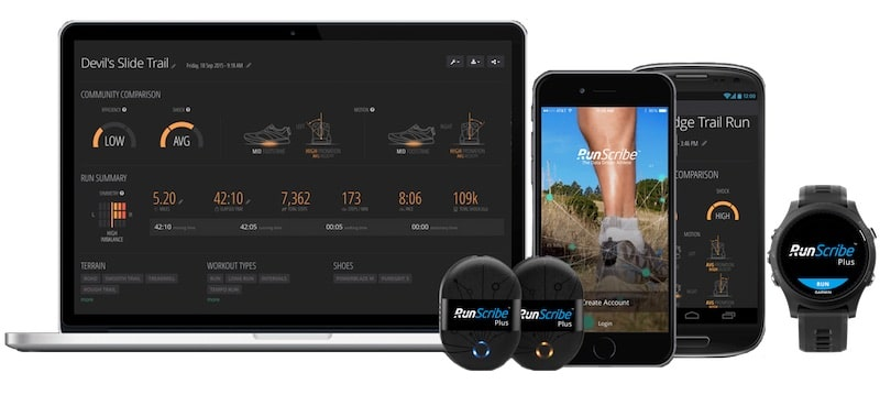 capture the mechanics of how you run with the new runscribe plus 2 - Capture the mechanics of how you run with the new RunScribe Plus